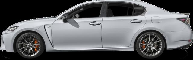 2017 Lexus GS F Sedan Base