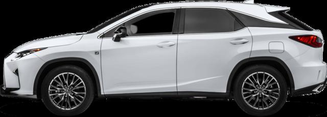 2017 Lexus RX 350 SUV F Sport