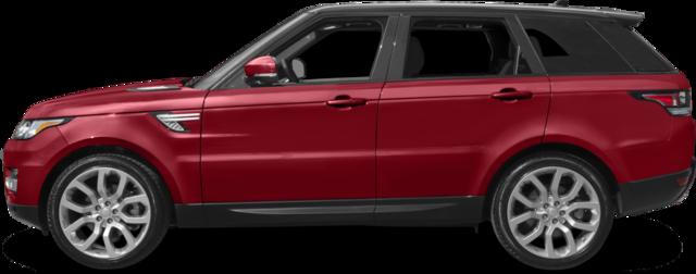 2017 Land Rover Range Rover Sport SUV 3.0L V6 Turbocharged Diesel SE Td6