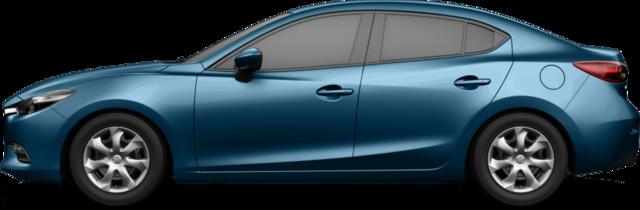 2017 Mazda Mazda3 Sedan Sport