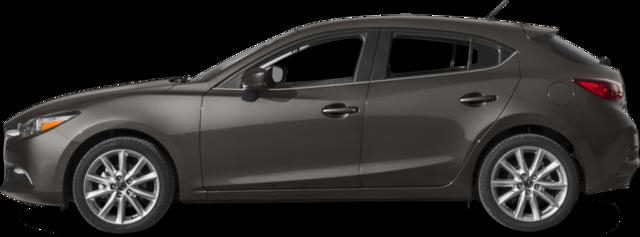 2017 Mazda Mazda3 Hatchback Touring 2.5