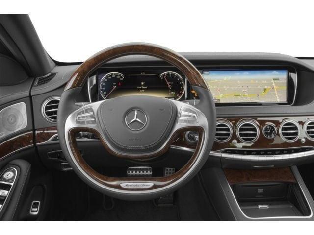 2017 Mercedes-Benz S-Class Sedan