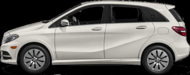 2017 Mercedes-Benz B-Class Hatchback B250e