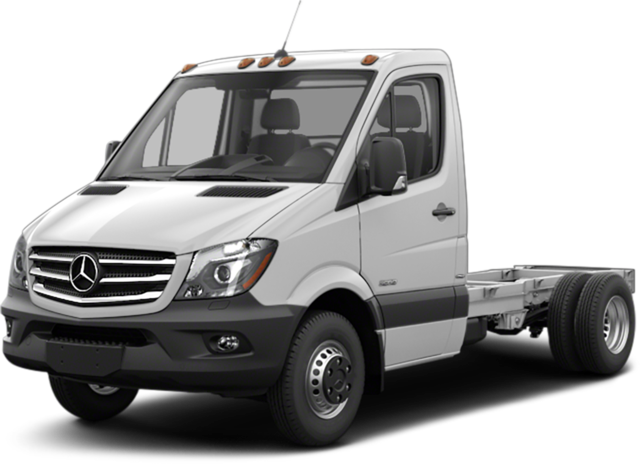 2017 Mercedes-Benz Sprinter 3500XD Chassis Truck Standard Roof V6
