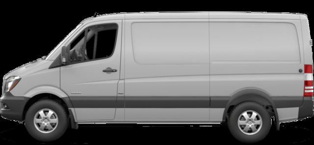 2017 Mercedes-Benz Sprinter 3500 Van Standard Roof I4