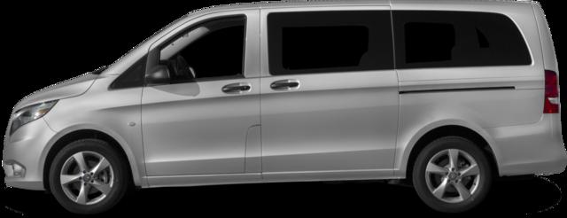 2017 Mercedes-Benz Metris Van Worker Passenger