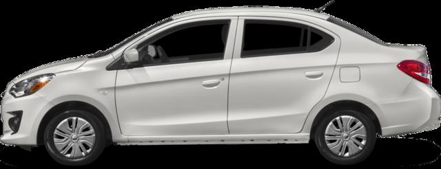 2017 Mitsubishi Mirage G4 Sedan SE