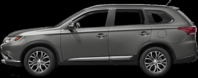 2017 Mitsubishi Outlander SUV SEL