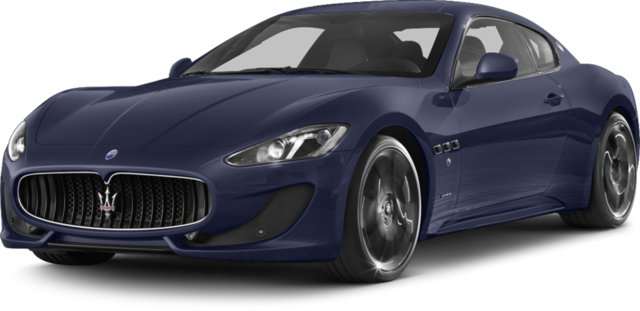 2017 Maserati GranTurismo Coupe Sport