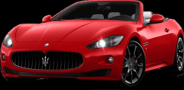 2017 Maserati GranTurismo Convertible Sport