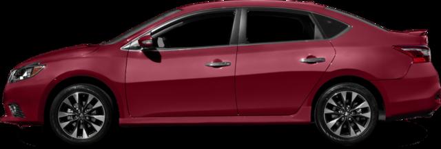 2017 Nissan Sentra Sedan SR
