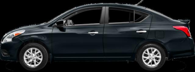 2017 Nissan Versa Sedan 1.6 S+