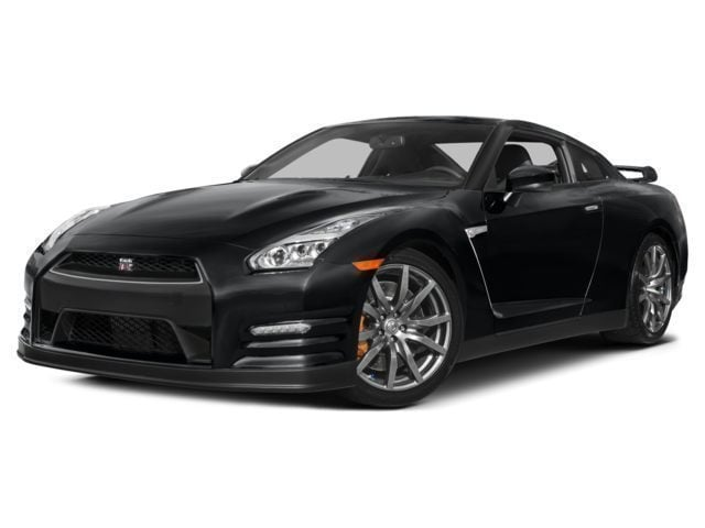 2017 Nissan GT-R Luxury Performance  Coupe