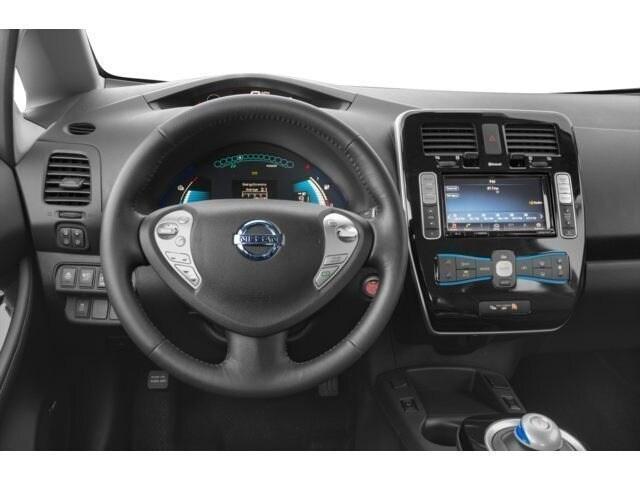 2017 Nissan LEAF Hatchback
