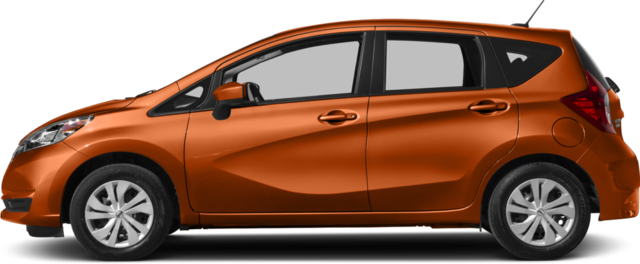 2017 Nissan Versa Note Hatchback S Plus