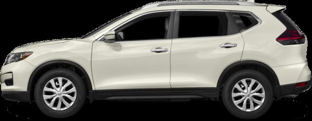 2017 Nissan Rogue SUV SV