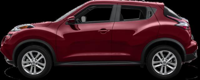 2017 Nissan Juke SUV S
