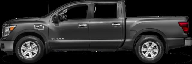 2017 Nissan Titan Truck SV