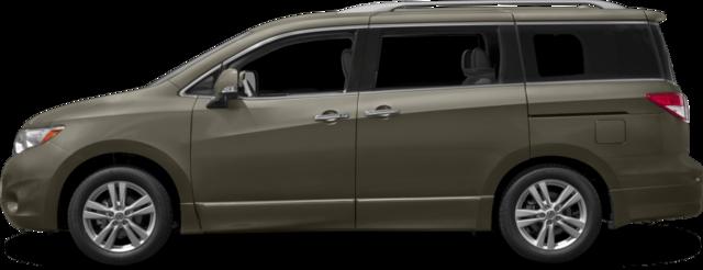 2017 Nissan Quest Van Platinum