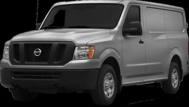2017 Nissan NV Cargo NV2500 HD S V6 Van
