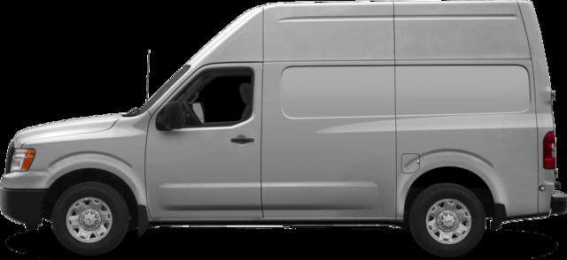 2017 Nissan NV Cargo NV2500 HD Van S V6