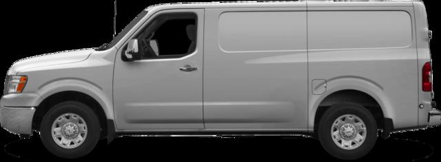2017 Nissan NV Cargo NV3500 HD Van SV V8