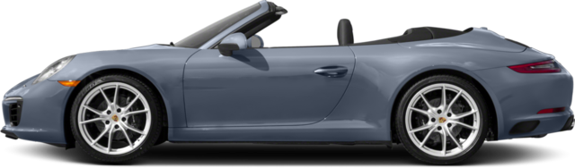 2017 Porsche 911 Convertible Carrera