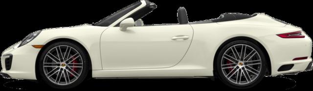 2017 Porsche 911 Convertible Carrera S
