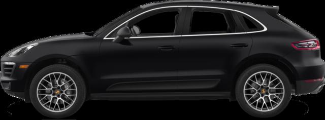 2017 Porsche Macan SUV Turbo