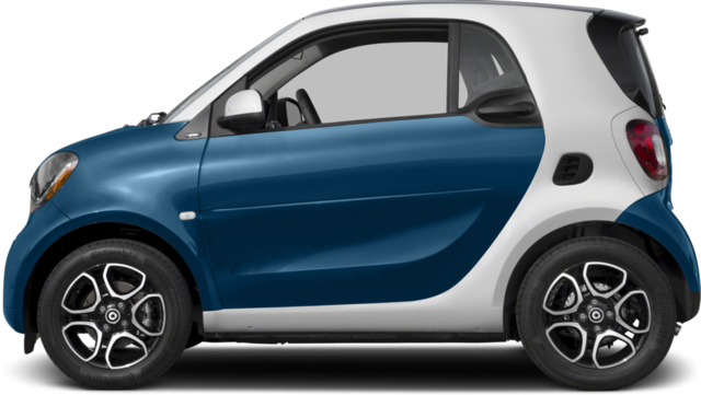 2017 smart fortwo Coupe prime