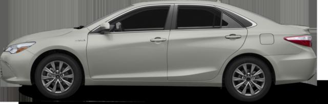 2017 Toyota Camry Hybrid Sedan XLE