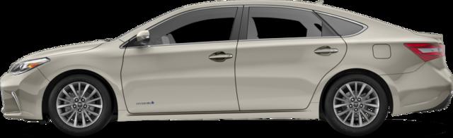 2017 Toyota Avalon Hybrid Sedan Limited
