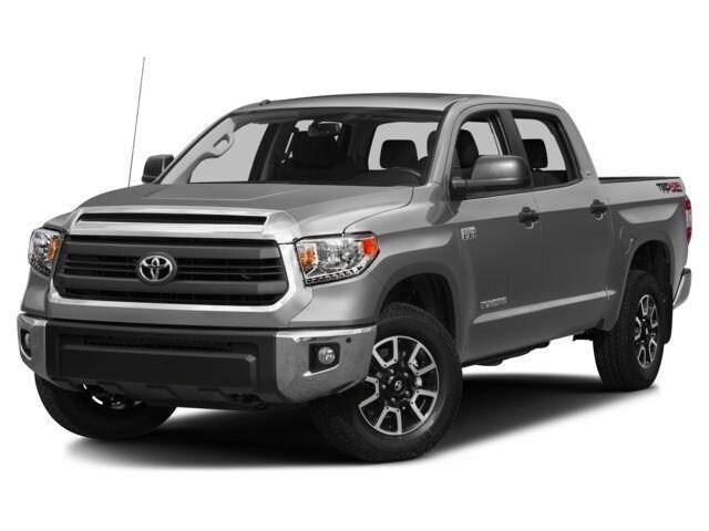 2017 Toyota Tundra SR5 5.7L V8 w/FFV Truck CrewMax