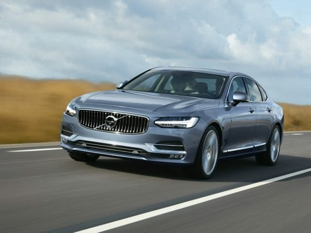 Compare the Volvo S90 to the BMW 5 Series and Audi A6