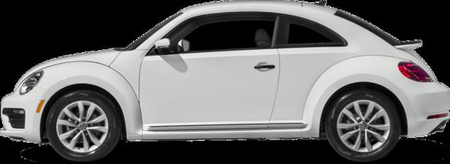 2017 Volkswagen Beetle Hatchback 1.8T Classic