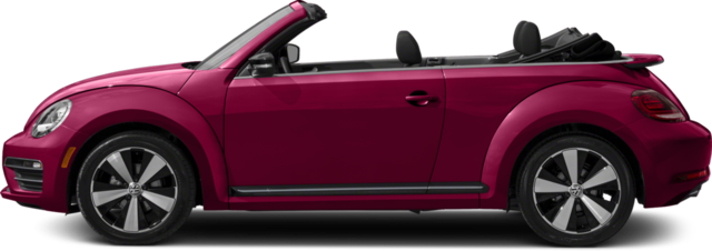 2017 Volkswagen Beetle Convertible #PinkBeetle