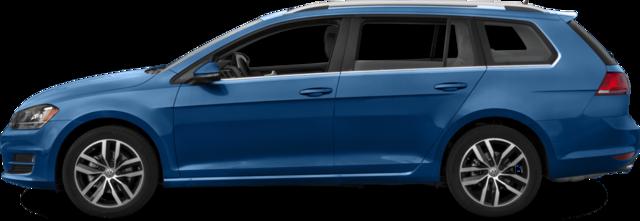 2017 Volkswagen Golf SportWagen Wagon TSI S