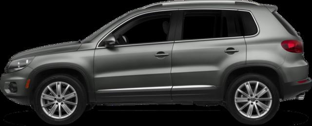 2017 Volkswagen Tiguan Limited SUV 2.0T