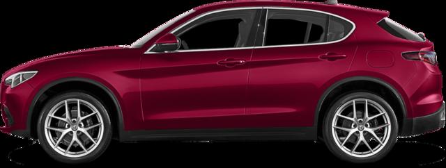 2018 Alfa Romeo Stelvio SUV Ti