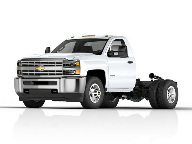 Chevy Silverado 3500HD Chassis Truck