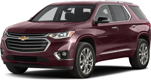 2018 Chevrolet Traverse SUV RS