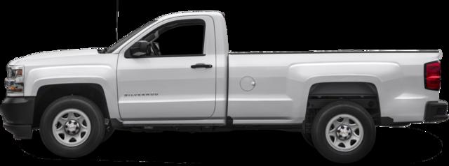 2018 Chevrolet Silverado 1500 Truck WT