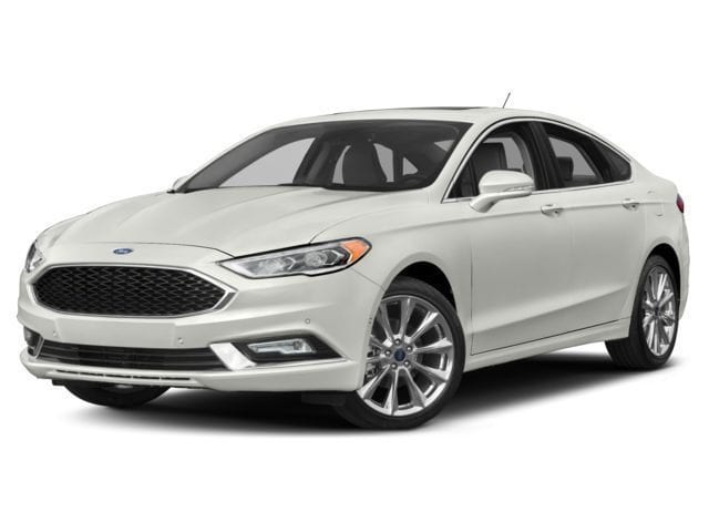 Ford Fusion Mid-Size Sedan