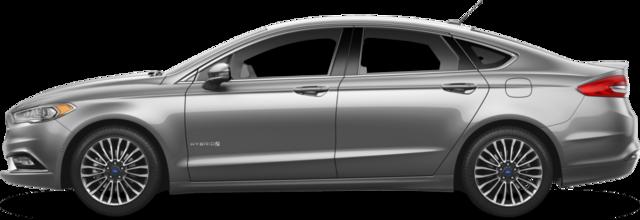2018 Ford Fusion Hybrid Sedan Platinum