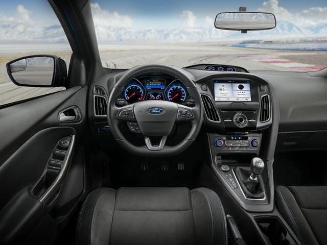 2018 Ford Focus RS  Hatchback Interior