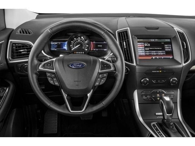 2018 Ford Edge SUV