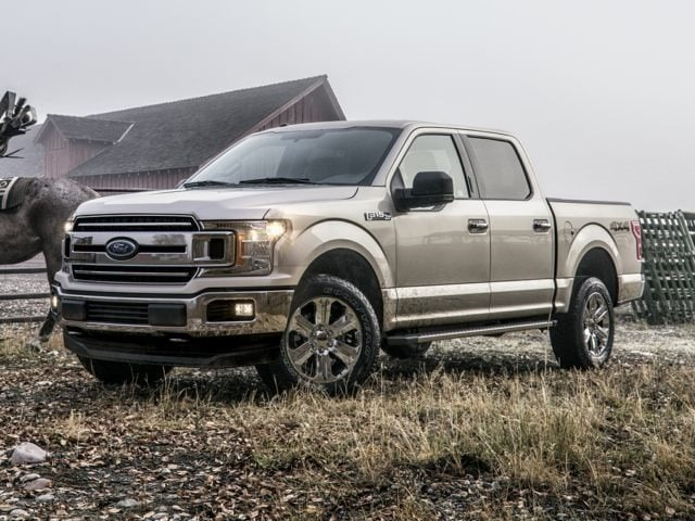 2018 Ford F-150 TruckFront