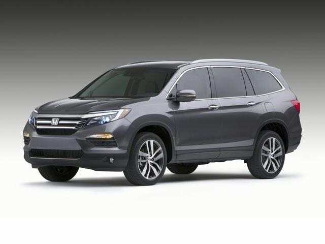 2018 Honda Pilot SUV LX