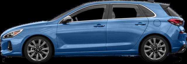 2018 Hyundai Elantra GT Hatchback Sport
