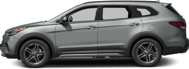 2018 Hyundai Santa Fe SUV Limited Ultimate